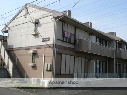 神奈川県相模原市中央区、矢部駅徒歩8分の築28年 2階建の賃貸アパート