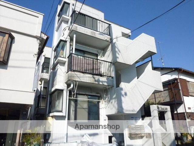 神奈川県相模原市中央区、淵野辺駅徒歩15分の築28年 3階建の賃貸マンション