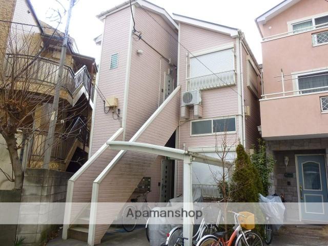 神奈川県相模原市中央区、南橋本駅徒歩4分の築15年 2階建の賃貸アパート