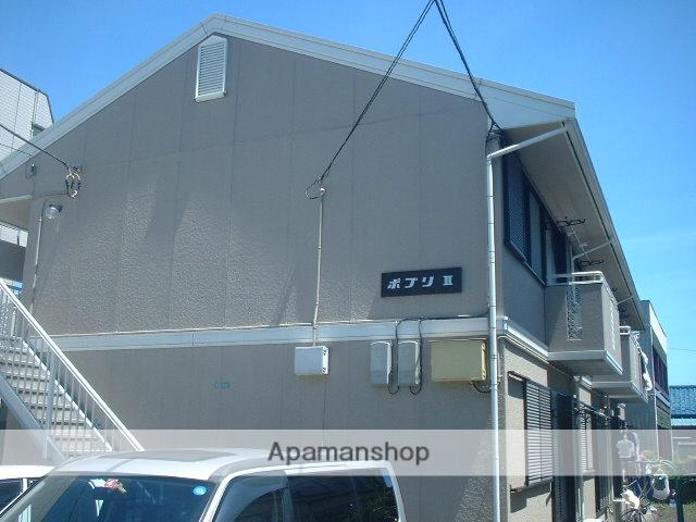 神奈川県相模原市中央区、淵野辺駅徒歩24分の築27年 2階建の賃貸アパート