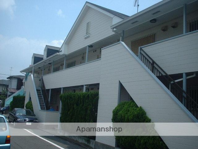 神奈川県相模原市中央区、淵野辺駅徒歩18分の築28年 2階建の賃貸アパート