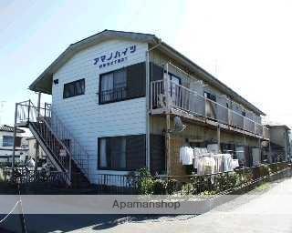 神奈川県相模原市中央区、淵野辺駅徒歩20分の築32年 2階建の賃貸アパート