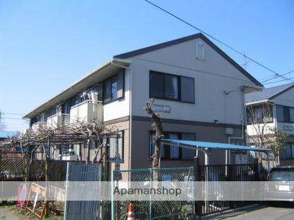 神奈川県相模原市中央区、淵野辺駅徒歩11分の築24年 2階建の賃貸アパート