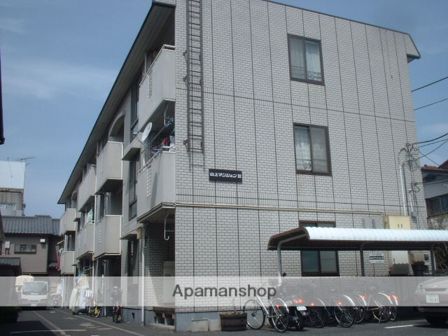 神奈川県相模原市中央区、相模原駅バス8分税務署前下車後徒歩5分の築23年 3階建の賃貸マンション