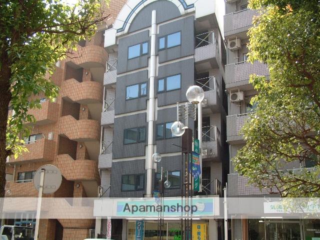 神奈川県相模原市緑区、橋本駅徒歩5分の築21年 5階建の賃貸マンション