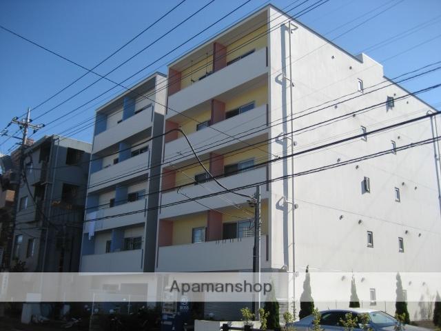 神奈川県相模原市緑区、橋本駅徒歩11分の築11年 5階建の賃貸マンション