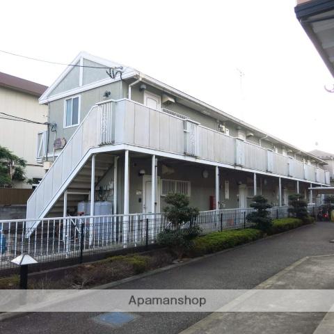 神奈川県相模原市緑区、橋本駅バス10分二本松2丁目下車後徒歩4分の築25年 2階建の賃貸アパート
