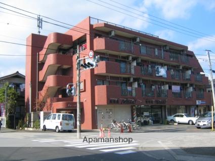 東京都町田市、相原駅徒歩3分の築20年 4階建の賃貸マンション