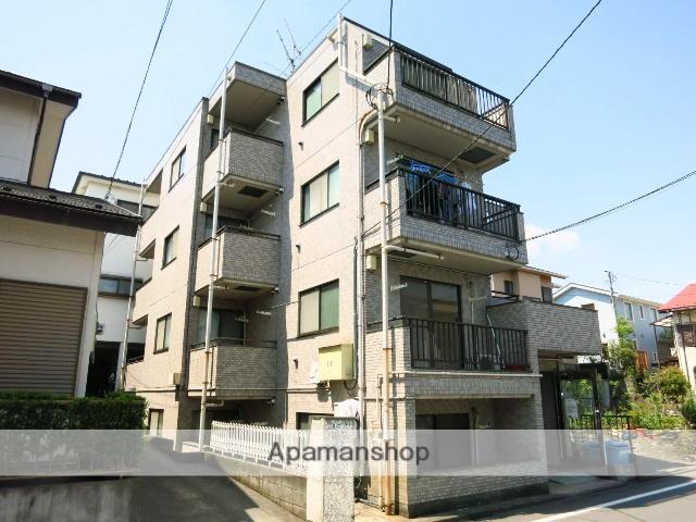 神奈川県相模原市緑区、橋本駅徒歩8分の築26年 4階建の賃貸マンション
