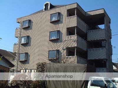 神奈川県相模原市緑区、橋本駅徒歩12分の築25年 4階建の賃貸マンション