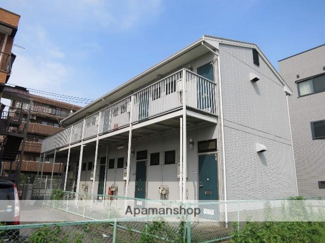 神奈川県相模原市緑区、橋本駅徒歩10分の築23年 2階建の賃貸アパート