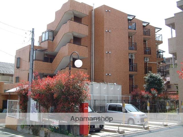 神奈川県相模原市緑区、橋本駅徒歩13分の築29年 5階建の賃貸マンション