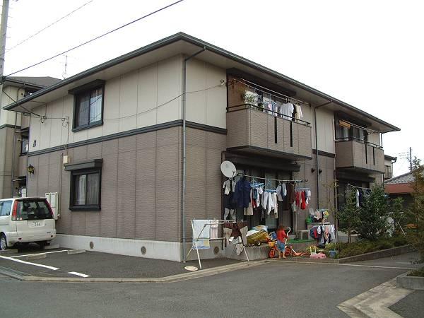 神奈川県相模原市緑区、橋本駅バス11分原宿下車後徒歩3分の築20年 2階建の賃貸アパート