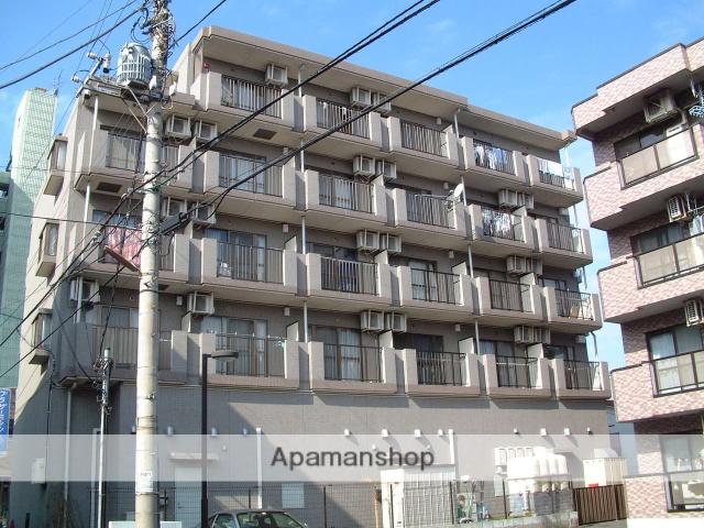 神奈川県相模原市緑区、橋本駅徒歩5分の築18年 5階建の賃貸マンション