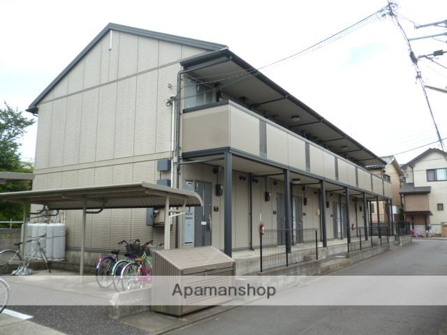 神奈川県相模原市緑区、相原駅徒歩9分の築14年 2階建の賃貸アパート