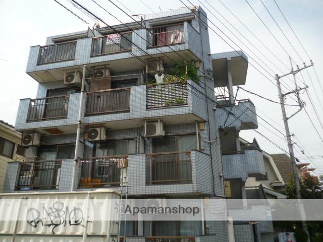 神奈川県相模原市緑区、橋本駅徒歩10分の築26年 4階建の賃貸マンション
