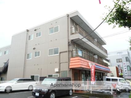 神奈川県相模原市緑区、橋本駅徒歩5分の築35年 3階建の賃貸マンション