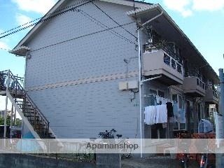 神奈川県相模原市緑区、橋本駅徒歩15分の築27年 2階建の賃貸アパート