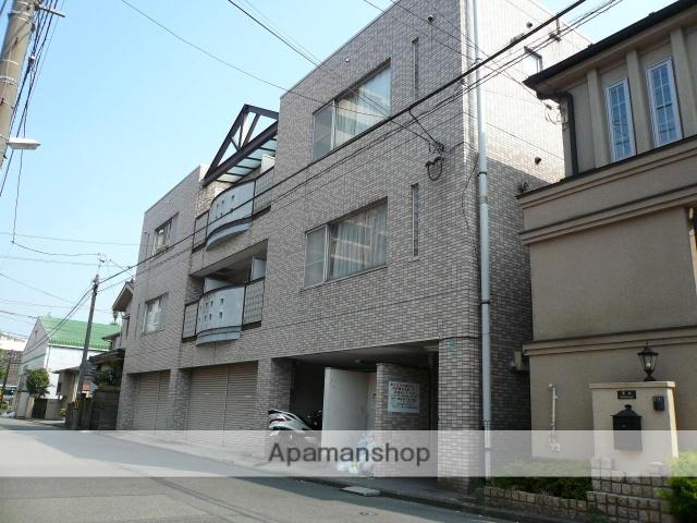 神奈川県相模原市中央区、相模原駅徒歩26分の築26年 4階建の賃貸マンション