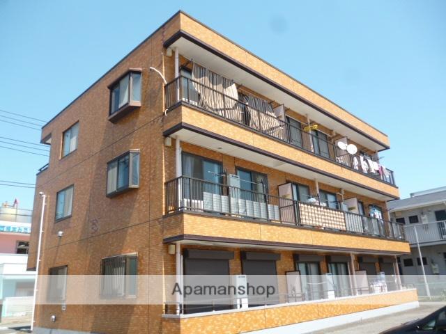 神奈川県相模原市緑区、橋本駅徒歩10分の築28年 3階建の賃貸マンション