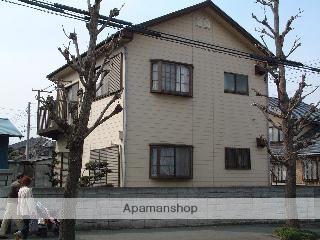神奈川県相模原市緑区、橋本駅徒歩5分の築27年 2階建の賃貸アパート