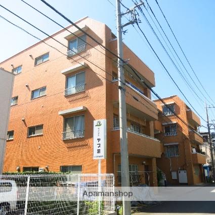 神奈川県相模原市緑区、橋本駅徒歩13分の築27年 4階建の賃貸マンション