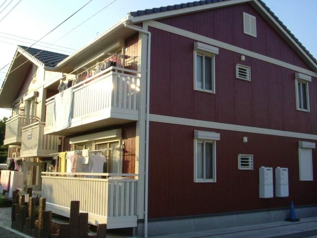 神奈川県相模原市中央区、淵野辺駅徒歩20分の築11年 2階建の賃貸アパート