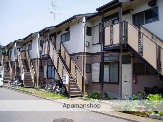 神奈川県相模原市中央区、淵野辺駅徒歩16分の築31年 2階建の賃貸アパート