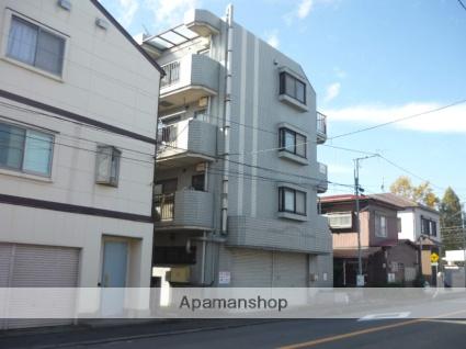 神奈川県相模原市中央区、淵野辺駅徒歩8分の築25年 4階建の賃貸マンション
