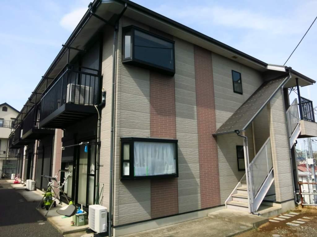 神奈川県相模原市中央区、淵野辺駅徒歩13分の築17年 2階建の賃貸アパート