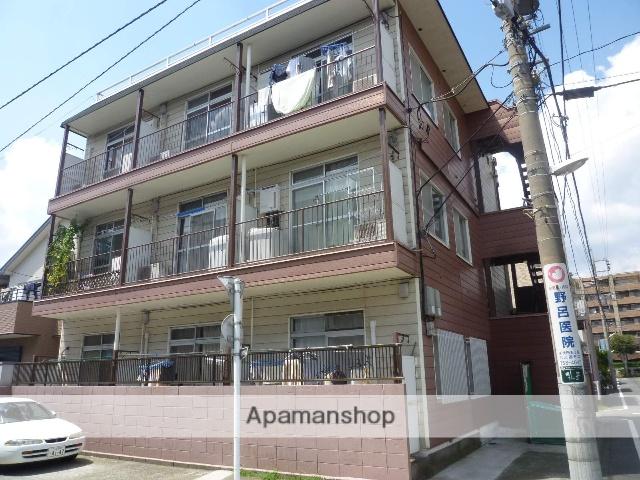 神奈川県相模原市中央区、淵野辺駅徒歩10分の築28年 3階建の賃貸マンション