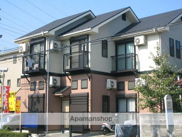 神奈川県相模原市中央区、淵野辺駅徒歩5分の築15年 2階建の賃貸アパート