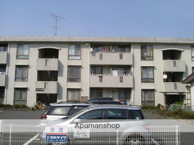 神奈川県相模原市中央区、淵野辺駅徒歩21分の築29年 3階建の賃貸マンション