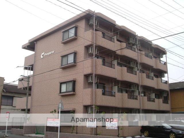 神奈川県相模原市中央区、矢部駅徒歩18分の築15年 4階建の賃貸マンション
