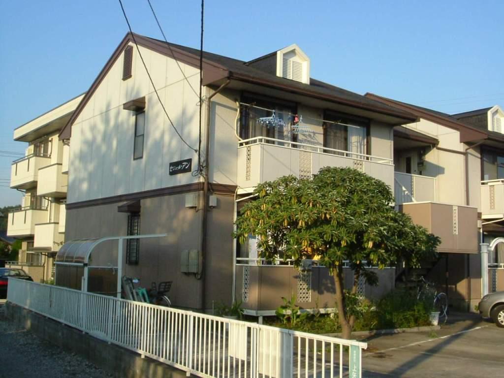 神奈川県相模原市中央区、淵野辺駅徒歩25分の築27年 2階建の賃貸アパート