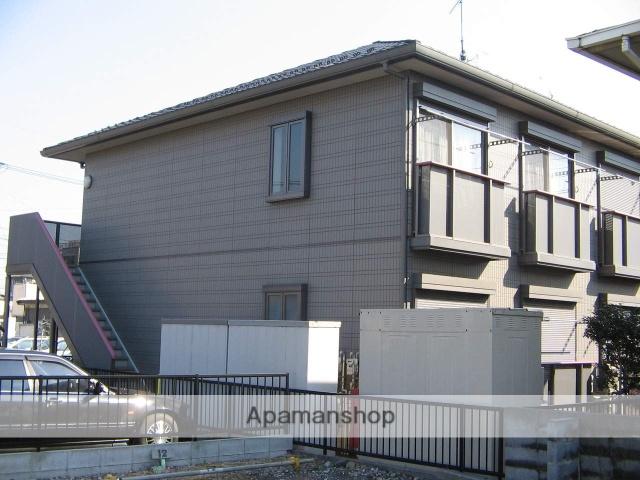 神奈川県相模原市中央区、古淵駅徒歩42分の築16年 2階建の賃貸アパート