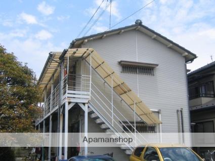 神奈川県相模原市中央区、古淵駅徒歩30分の築46年 2階建の賃貸アパート