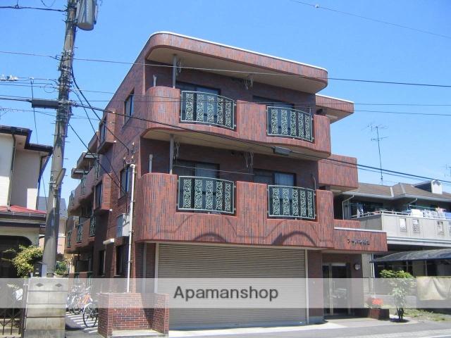 神奈川県相模原市中央区、淵野辺駅徒歩16分の築18年 3階建の賃貸マンション