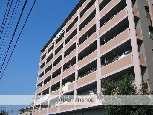神奈川県相模原市中央区、淵野辺駅徒歩4分の築23年 8階建の賃貸マンション