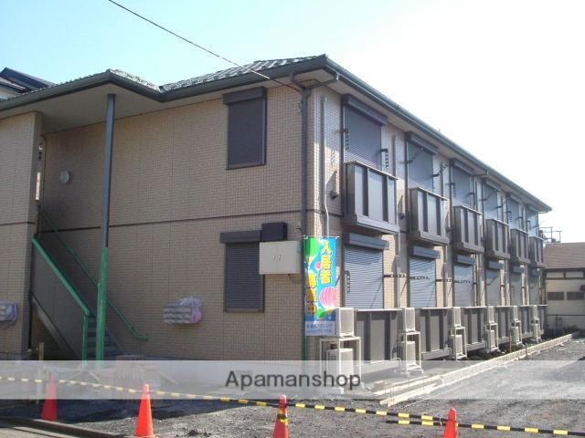 神奈川県相模原市中央区、古淵駅徒歩38分の築12年 2階建の賃貸アパート