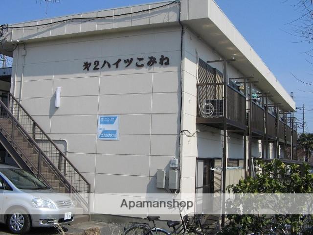 神奈川県相模原市中央区、淵野辺駅徒歩23分の築32年 2階建の賃貸アパート