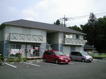 神奈川県相模原市中央区、淵野辺駅バス15分和泉短大前下車後徒歩1分の築20年 2階建の賃貸アパート
