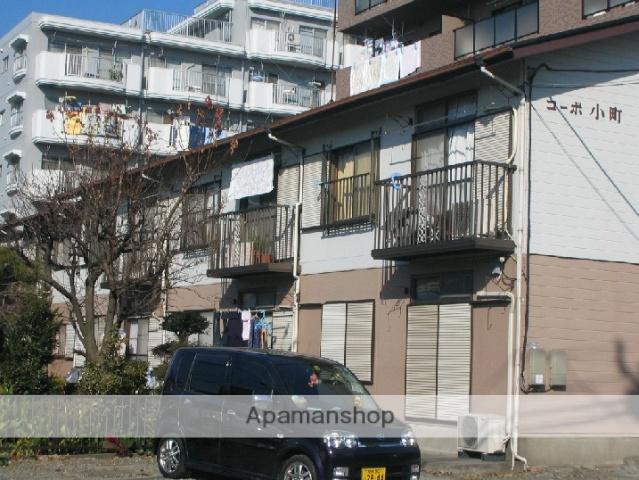 神奈川県相模原市中央区、上溝駅徒歩16分の築33年 2階建の賃貸アパート