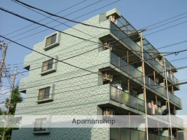 神奈川県相模原市中央区、矢部駅徒歩20分の築22年 5階建の賃貸マンション