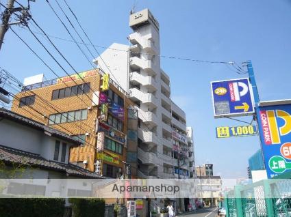 神奈川県相模原市中央区、淵野辺駅徒歩1分の築25年 9階建の賃貸マンション