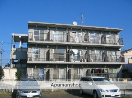 神奈川県相模原市中央区、古淵駅徒歩34分の築25年 3階建の賃貸マンション