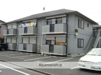 神奈川県相模原市中央区、淵野辺駅徒歩17分の築21年 2階建の賃貸アパート