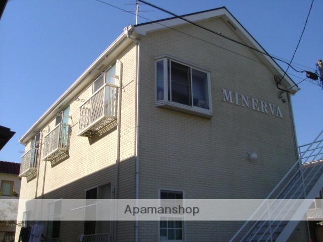 神奈川県相模原市中央区、古淵駅徒歩23分の築14年 2階建の賃貸アパート