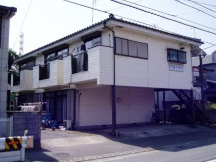 神奈川県相模原市中央区、古淵駅徒歩17分の築28年 2階建の賃貸アパート