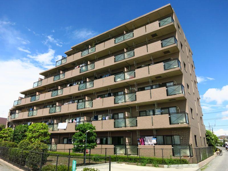 神奈川県相模原市中央区、古淵駅徒歩11分の築18年 6階建の賃貸マンション